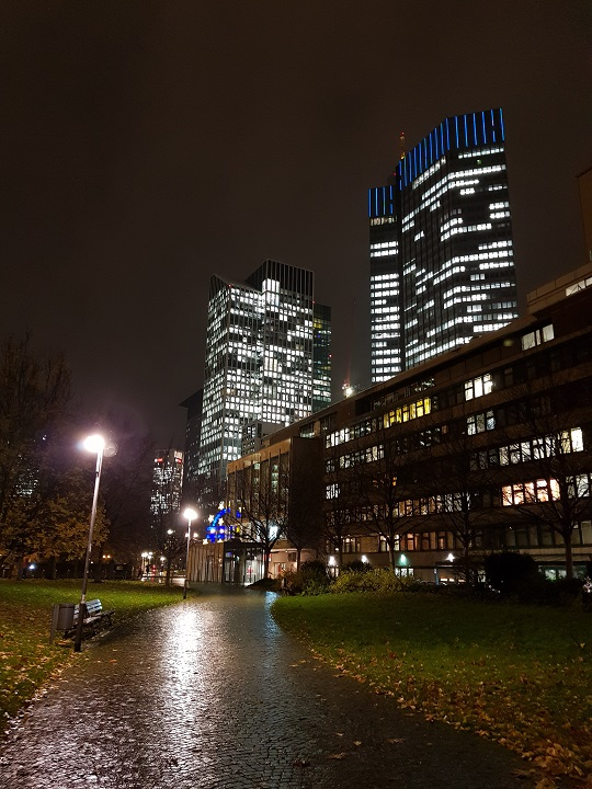 Treffpunkt in Frankfurt