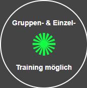 Corona-Trainingsampel grün